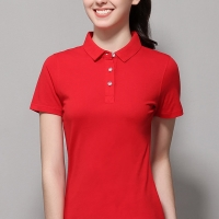 RICHARDROGER 2019 High Quality Solid Color Women Polo Shirt S-L Cotton Slim Polo Femme Shirt Brand England flag Polo Women