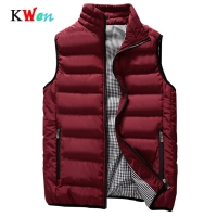 Brand men Vest 2019 Spring Male Waistcoat Slim Fit sleeveless jacket Autumn casual vest man plus size S- 5XL dropshipping