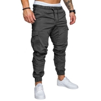 Men Pants New Fashion Men Jogger Pants Men Fitness Bodybuilding Gyms Pants For Runners Clothing Autumn Sweatpants Size 4XL