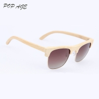 POP AGE Luxury Designer Sunglasses with Box 2016 Man Woman/women Polarized Sunglasses Driving oculos masculino de sol GB051