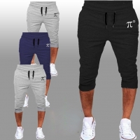 men's sweatpants Sports Running Hip Hop Trousers Casual Sports Cropped Pant cargo pants men