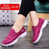 women casual shoes slips ladies fancy shoes women's macines comfortable breathable walking sneaker zapatillas mujer women shoes