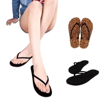 Sleeper #5001 Women Summer Flip Flops Shoes Sandals Slipper indoor & outdoor Flip-flops daily wear casual black free shipping