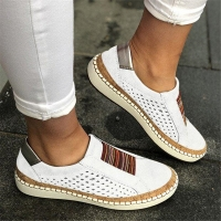 vertvie Sneaker Woman Ladies Casual Shoes Lady Loafers Women's Flats Tenis Feminino Zapatos De Mujer 2019 Flats Shoes Woman