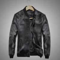 Men's sheepskin Coat Winter Genuine Leather Jacket For Men Motorcycle Bomber Jacket Natural Real Leather Male Aviator 2019