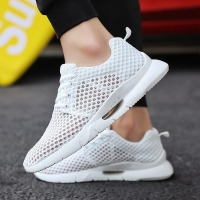 Bomlight Ultra Light Casual Vulcanize Shoes Mens White Sneakers 2019 Lace Up Flats Shoes Man Cheap Breathable Footwear Zapatos