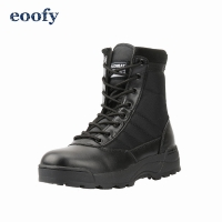 Tactical Military Boots Mens Working Safety Shoes Army Black Combat Boots Men Shoes Desert Female