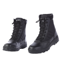 2018 Us Military Leather Boots for Men Bot Infantry Tactical Boots Askeri Bot Army Bots Army Shoes Erkek Ayakkabi hombre