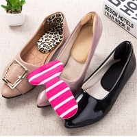1Pair T-Shape High Heel Grips Liner Arch Support Orthotic Shoes Insert Insoles Foot Heel Protector Cushion Pads for Women