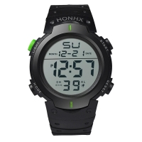 Fashion Men Digital Watches Waterproof Mens Sport Quartz Wristwatches Relogio Masculino Military Army LED Men Electronic watches