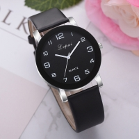 Fashion 2020 Lvpai Women's Casual Quartz Leather Band Watch Analog Wrist Watch Valentine Gift Crystal Stainless Steel Dropship