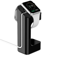 Watch Accessories For Apple Watch band 44mm 40mm 42mm 38mm charge Station Stand Holder for iWatch band 5 4 3 2 1 smart watch