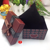 Beautiful Watch Box Hot Sale Durable Present Gift Box Case For Bracelet Bangle Jewelry Watch Box Cheap Price