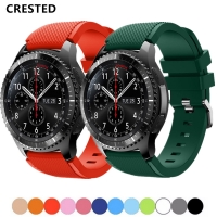 Gear S3 Frontier Strap For Samsung Galaxy watch 46mm 42mm strap S4 active/active 2 20mm 22mm watch band amazfit bip gts/gtr