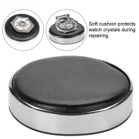 Watch Jewelry Case Movement Casing Cushion Pad Holder for Watch Change Battery Glass Watch Part Repair Tool Kit for Watchmaker