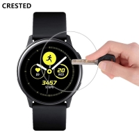 Gear S3 Frontier/classic glass For Samsung Galaxy watch 46mm 42mm/galaxy watch Active Gear Sport s2 9H 2.5D Screen Protector