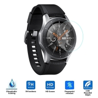 3PC 9H HD Tempered Glass Screen Protector Film For Samsung Galaxy Watch Active 42mm 46mm Transparent Screen Protection Film