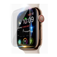 Screen Protector For Apple Watch 5 44mm 40mm iWatch 42mm 38mm 9D Full Hydrogel Film(not Glass)Apple watch 3 4 2 42 38 40 44 mm