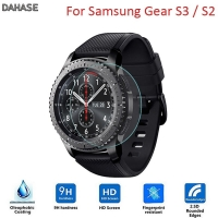 2Pcs/Lot 9H 2.5D Tempered Glass Watch Film For Samsung Gear S3/S2 Classic/Frontier Explosion-proof Protective Film