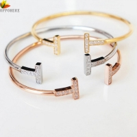 OPPOHERE Brand Fashion Jewelry For Men And Women Lover Bracelets Bangles Nails Cuff Bracelet Jewelry Valentine Gifts Dropshiping