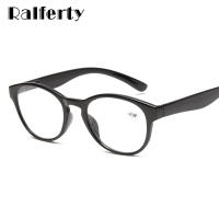 Ralferty High Quality Reading Glasses Women Microscope Hyperopia Presbyopic Diopter Glasses +1.0 +1.5 +2.0 +2.5 +3.0 +3.5 +4.0