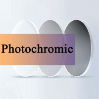 Photochromic Optical Lens Grey Prescription Aspheric Myopia Presbyopia Scratch-resistant 1.56 1.61 1.67 Index