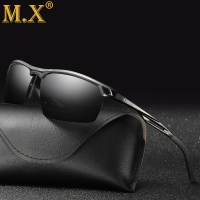 2019 Mens Polarized Night Driving Sunglasses Men Brand Designer Yellow Lens Night Vision Driving Glasses Goggles Reduce Glare