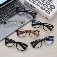 2019 Anti-UV 400 Unisex Reading Glasses Anti Blue Rays Glasses Vision Care Magnifying Eyewear Anti Fatigue Computer Goggles