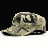 New Men Air Force Military Caps Caps Hat Men Five Pointed Star Camoubyera Ee. Uu. U S Air Force Army Military Caps Hat