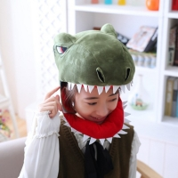 Stylish Bar Girl Funny Animal Cute Ear Hat Cap Head Cover Plush Gift Dress Party Headwear Plush Attracts Best Gifts #0306