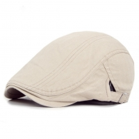 Men's Retro Casual Ivy Hat Summer Winter Golf Newsboy Driving Cabbie Flat Cap