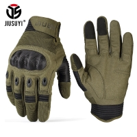 TouchScreen Military Tactical Gloves Army Paintball Shooting Airsoft Combat Anti-Skid Hard Knuckle Full Finger Gloves Men Women