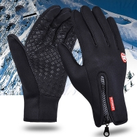 ROPALIA Women Men Ski Gloves Snowboard Gloves Winter Touch Screen Snow Windstopper Gloves M L XL 3 colors