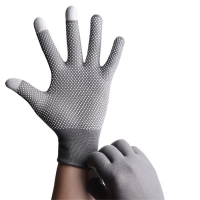 Sun Protection Summer Thin Short Outdoor Mountaineering Gloves Breathable Driving Bikes Men Women Touch Screen Gloves