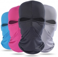 Motorcycle Solid Color Face Windproof Mask Outdoor Sports Warm Ski Caps Bicyle Bike Balaclavas Scarf Birthday Present Skate G