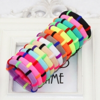 12PCS kids hair clip Hair Accessories scrunchies Elastic Hair Bands Girls decorations Headbands Rubber Band gum for hair