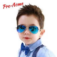 Pro Acme Fashion Kids Sunglasses Pilot Children Sun glasses Pilot Baby Sunglasses 100%UV Protection De Sol CC0610