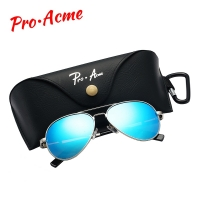 Pro Acme Brand Small Polarized Sunglasses for Kids and Youth Adult Small Face Women Men Juniors Pilot Sun Glasse 52mm PA1053