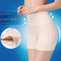 3 Colors Available Women Polyester Solid Casual High Waisted  Under Safety Short Pants Short Skirt Seamless Underwear shorts