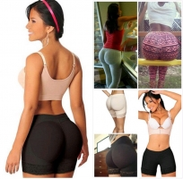 Women Butt Lifter Shaper Pad Buttock Enhancer Underwear Panties Brief Hip Up