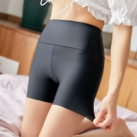 LANGSHA Women Safety Shorts Pants Seamless Nylon Panties Seamless Emptied Boyshorts Boxers Girls High Waist Slimming Underwear