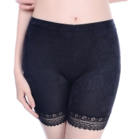 Lace Safety Short Panties Women Under Skirts Boyshorts Underwear Panties Seamless Big Size Female Everyday Safety Boxer