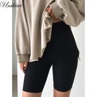 Women Underpants Safety Short Pants Boyshort Shorts Under Her Skirt Safety Leggins Seamless Intimates Panties.Sports Bike Shorts