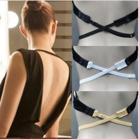 1PC Hot Fashion Adjustable Backless Bra Strap Adapter Converter Fully Extender Hook Women's Fashion Bra Strap Adapter