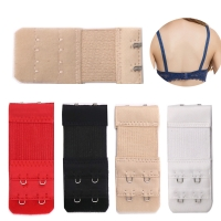 3PCS Bra Extenders Strap Buckle Extension 2 Rows 2 Hooks Clasp Straps Women Bra Strap Extender Sewing Tool Intimates Accessories