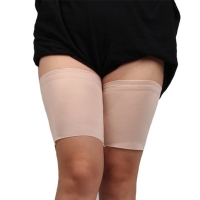 2019 Thigh Bands Summer Sexy High Elastic Thigh Slimmer Bands Women Anti-skid Socks Thigh Garters Leg Warmers One Pair S-4XL