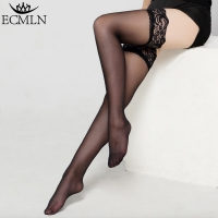 6 Colors Sexy Stylist Fashion Ladies Womens Lace Top Stay Up Thigh High Stockings Nightclubs Pantyhose