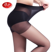 EUROPE SIZE women 40D high elastic thin tights solid color lady sexy summer pantyhose langsha