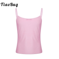 TiaoBug Men Crossdressing Sissy Lingerie Adjustable Spaghetti Straps Soft Tank Tops Nightwear Sleepwear Sexy Male Gay Underwear