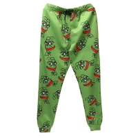 3D The Frog Joggers Pants Men/Women Funny Cartoon Sweatpants 2020 New Trousers Jogger Pants Elastic Waist Pants Dropship